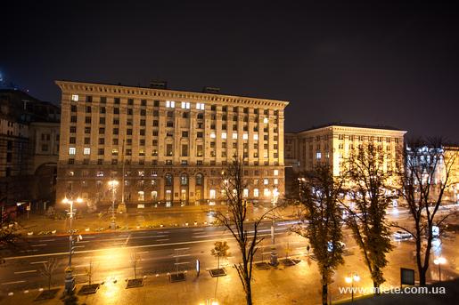 Просторная двухкомнатная квартира в центре Киева, ул ...: http://miete.com.ua/Kyiv/14089